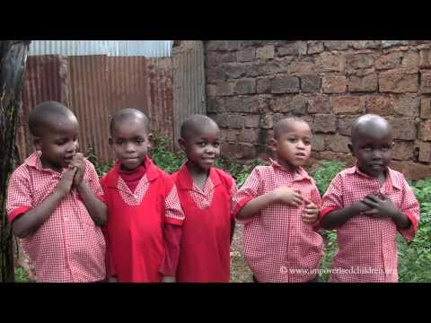 Like Us - Impoverished Children, Shine Academy, Kibera Slum.