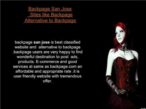 Backpage San Jose Sites Like Backpage Alternative To Backpage