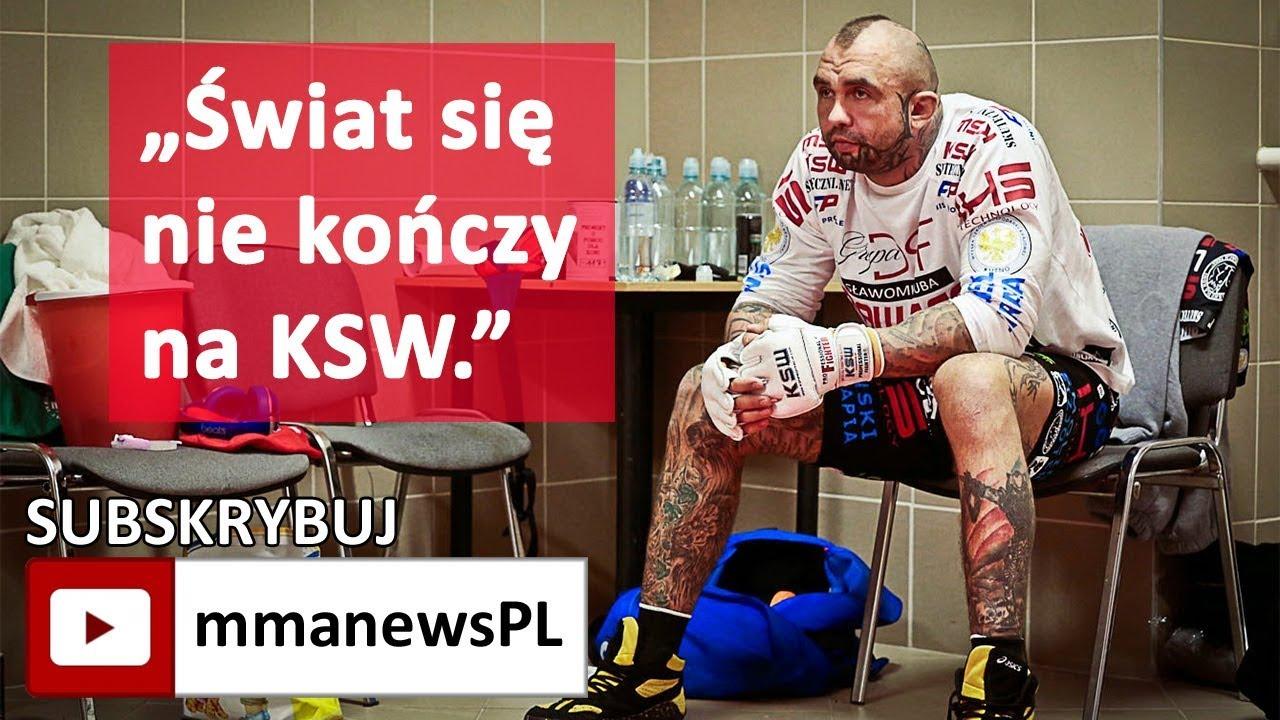 """Różalski o cenzurze KSW: """"Wojtek gały nie robi i niektórym to przeszkadza."""" [#44 LIVE]"""
