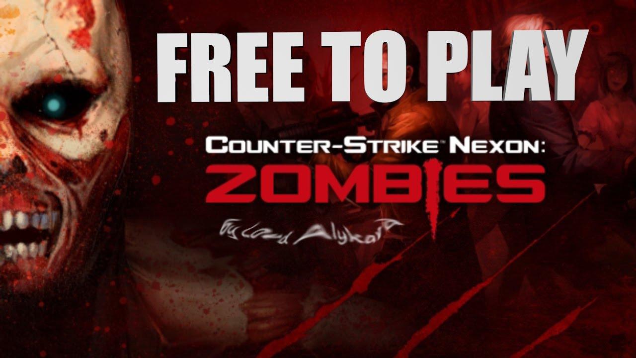 CS Zombies Nexon Контр Страйк против зомби стим версия (Steam)