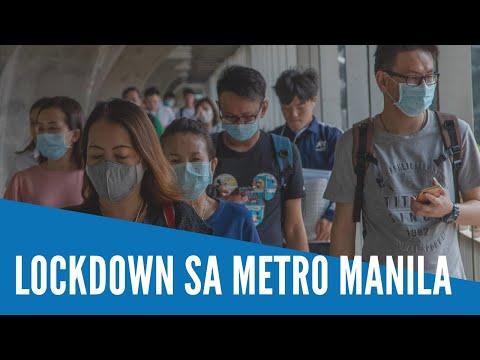 Lockdown sa buong Metro Manila, dapat isagawa ng pamahalaan