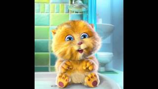 the poofy song talking ginger