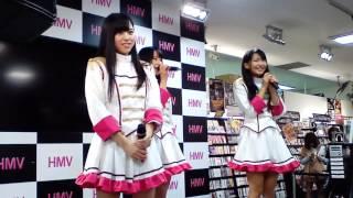 HMV札幌ステラプレイス店でのインストアライブ!2013年10月20日...