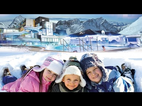 Ski, Aquapark & Wellness - Winter Holiday in AquaCity Poprad, High Tatras, Slovakia