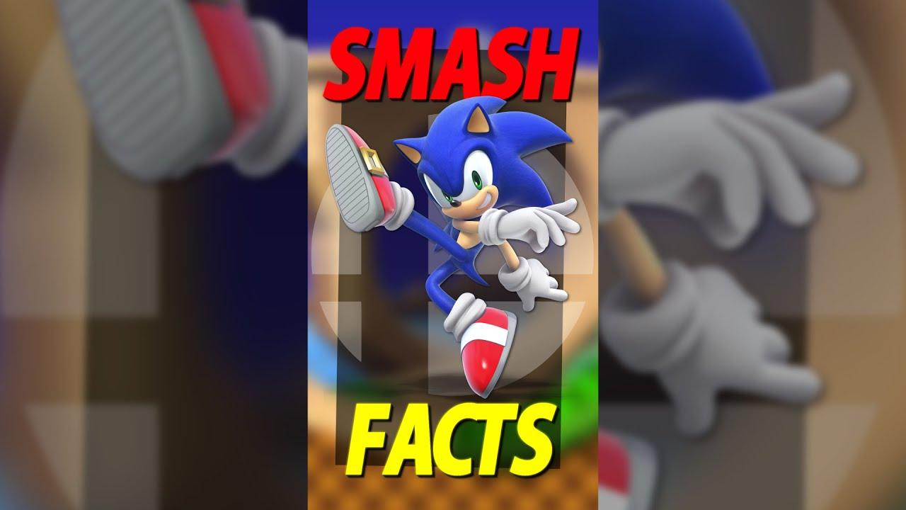 Sonic Smash FACTS