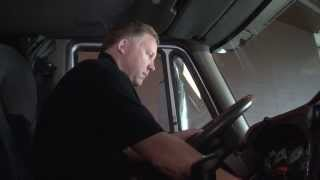 International ProStar: Inside The Cab
