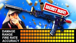 CoD WARZONE   THE NO STOCK M4A1 iS BACK!! SECRET BUFF!! (24 KiLL GAMEPLAY)