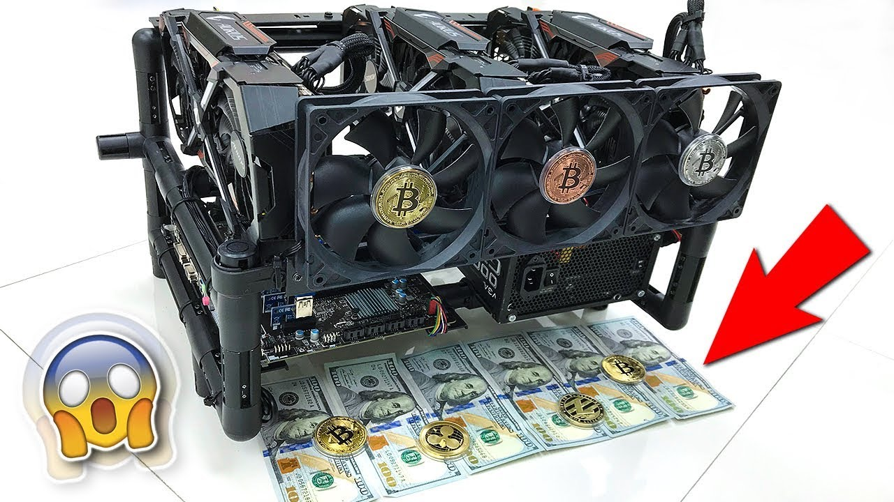 buy used bitcoin mining rig