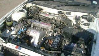 ремонт двигуна 4s-fe (3s-fe) своїми руками.