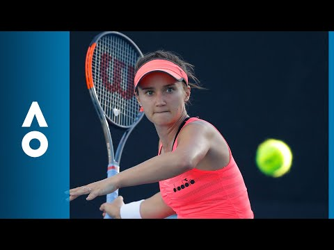 Lauren Davis v Andrea Petkovic match highlights (2R) | Australian Open 2018