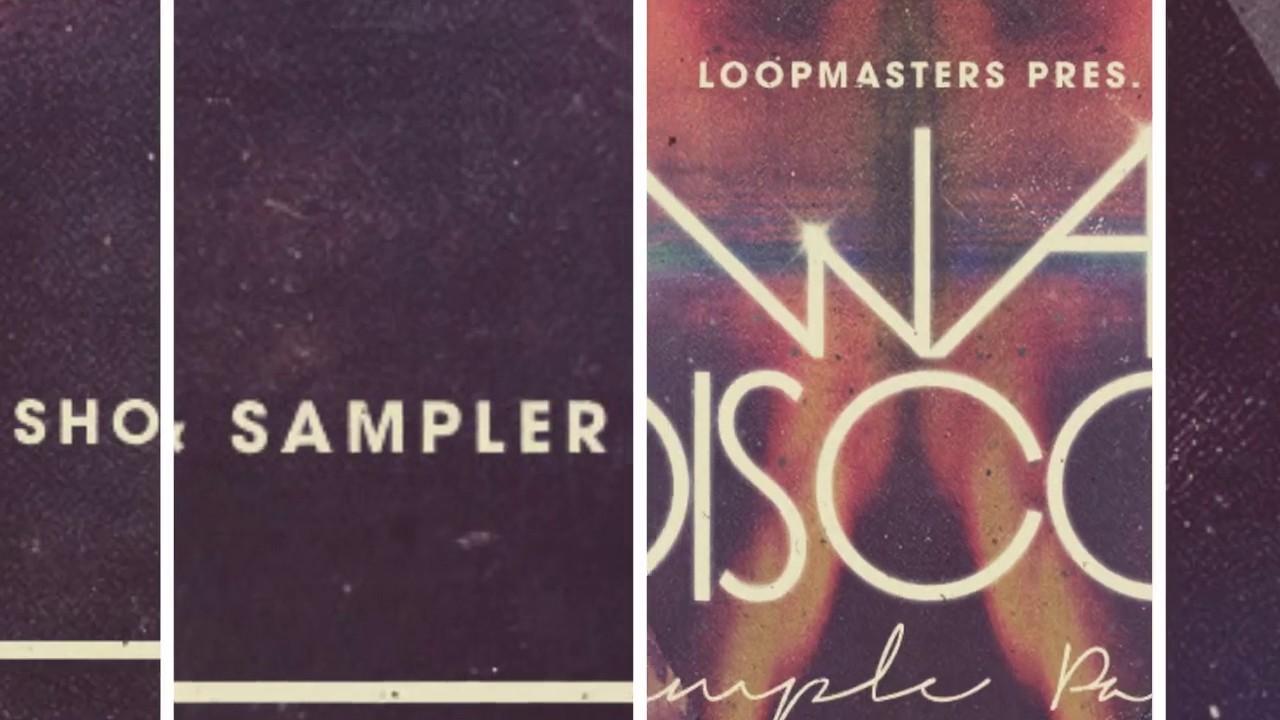Nu Wave Disco - Royalty free Samplepack from Loopmasters ...