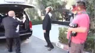 Fergie and Josh Duhamel Baptize Son Axl Jack
