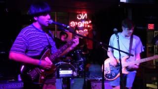 HOOPS :::Indiana band @ NOWHERE BAR   6-29-16