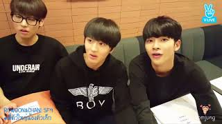 SF9 - Different - Unlimited [ROWOON&CHANI Ver.] [?????????????????????]