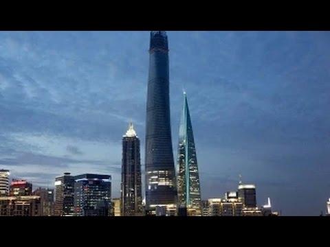BBC Documentary HD || SHANGHAI CENTRAL TOWER CHINA HD
