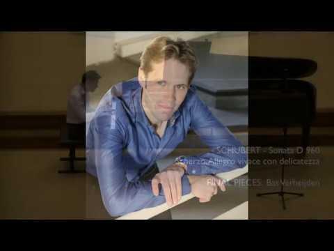 Schubert Sonata D 960 - Scherzo, Bas Verheijden