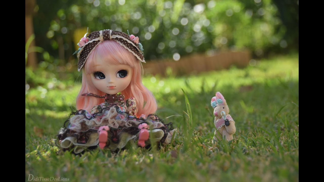 Pullip alice du jardin review pr sentation youtube for Alice du jardin pullip