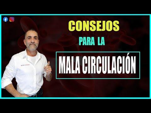 Mala Circulación. 6 Consejos para Prevenir y Tratar la Insuficiencia Venosa