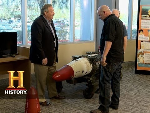Pawn Stars: B57 Thermonuclear Weapon Cover | History