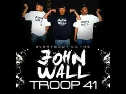 Troop 41 John wall