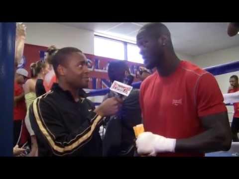 DEONTAY WILDER: Do Your Homework! I've Beat Better Fighters Than Bermane Stiverne!