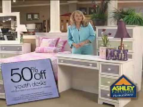 Ashley Furniture Coupon Event 2009 Youtube
