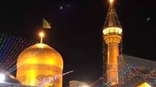 تواشيح  |  آية الله بهجت في محضر الإمام علي بن موسى الرضا عليه السلام
