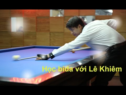 Khiem Le billard TV|retro lesson - Hướng dẫn bida online (bài học retro)