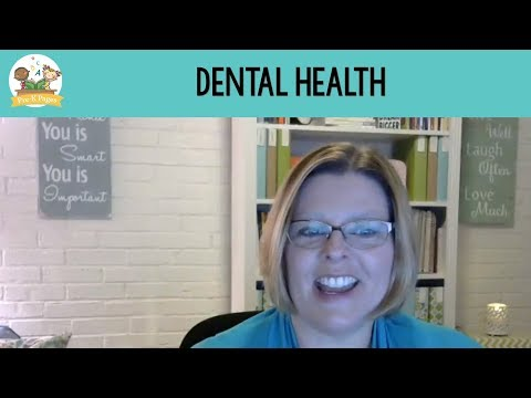 Dental Health Theme for Preschool