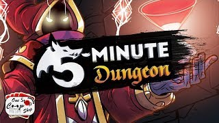 5 - Minute Dungeon (4 Player Playthrough!)