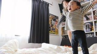 2013/5/5 【Y:1歳6ヶ月/R:3歳11ヶ月】 こえたかーい´艸`)
