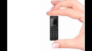 El Telefono Mas Pequeño Del Mundo Que Cambia Tu Voz