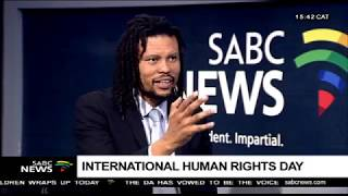 INTERVIEW: South African Human Rights Commission (SAHRC) releases its 2018 report