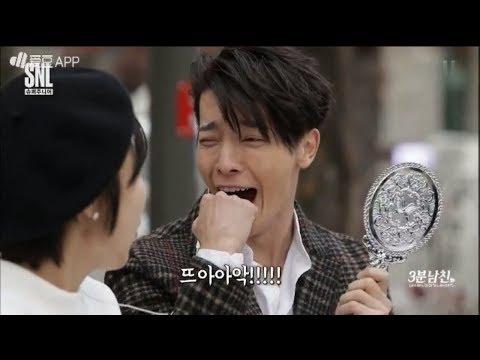 Donghae SNL 3 Min Boyfriend cut