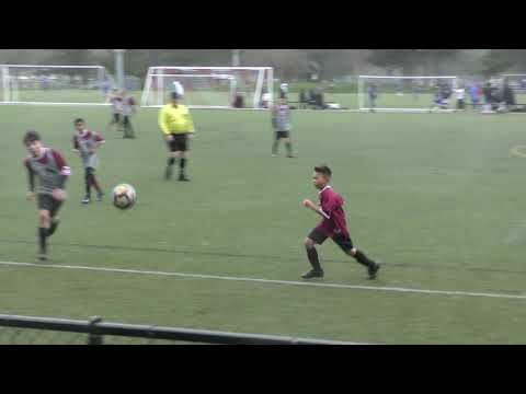 Riley's Soccer Game, Mar 3rd, 2020: Mt Baker Middle School JV vs Mt Baker Middle School JV, 2nd Half