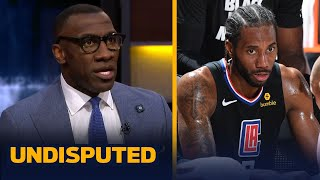 Kawhi could have saved Doc Rivers from being fired, and he didn't - Shannon | NBA | UNDISPUTED
