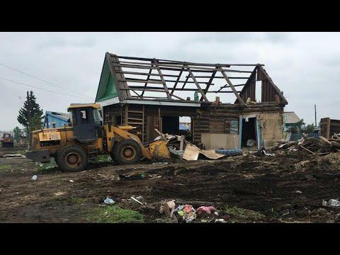 В Тулуне пострадавшие от наводнения никак не могут получить необходимые документы.