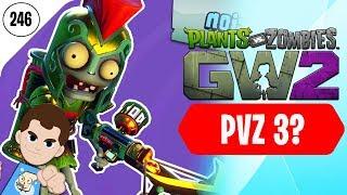 PLANTS VS ZOMBIE 3 W TYM ROKU! - Plants vs Zombies Garden Warfare 2