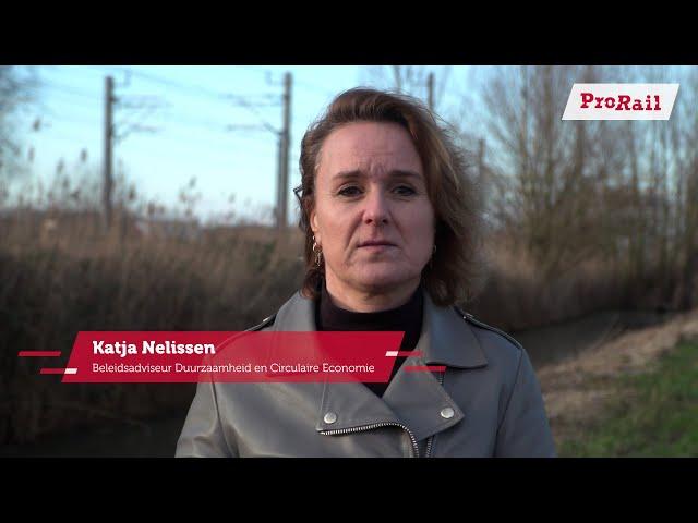 Week van de circulaire economie - Katja Nelissen over de juiste mensen | ProRail