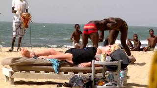 Gambia kotu palm beach 03/2014