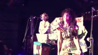 Chicks on Speed - Live at the Tote Melbourne