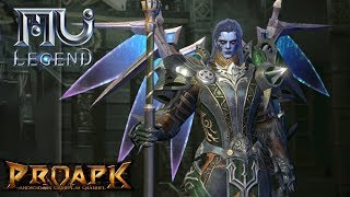 MU Legend - Dark Lord Max Level - The Rift - PC Gameplay (GLOBAL)