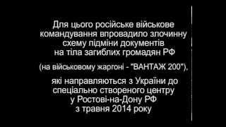 Перехват СБУ. Как российские военные скрывают факты про своих убитых