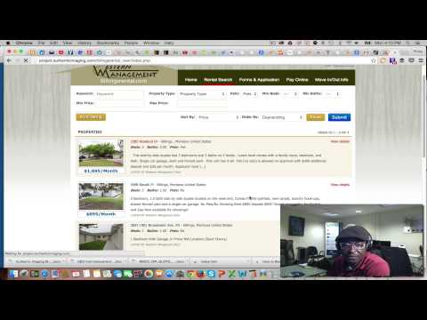 How To Manager Properties Listings With Joomla