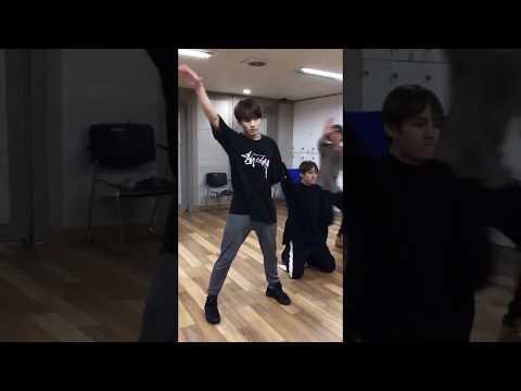 BTS Dance Practice - Rainism