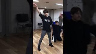 BTS Dance Practice Rainism