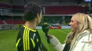 Allsvenskan 2012, Omgång 2: Kalmar FF 1 - 2 AIK (2012-04-09)