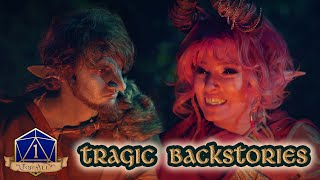 Tragic Backstories | 1 For All | Fantasy Comedy Web-Series