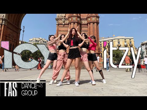 "[KPOP IN PUBLIC BARCELONA] ITZY (있지) - ""ICY"" 