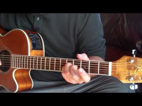 How to Play Barton Hollow (Simplified Version) by The Civil Wars